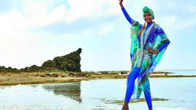 Photo of حليمة ايدن.. من لاجئة صومالية إلى عارضة أزياء عالمية