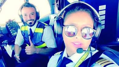 Photo of ياسمين الميمني.. سعودية تُحلّق في السماء