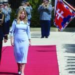 «زوزانا تشابوتوفا» أول امرأة تحكم سلوفاكيا
