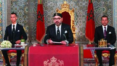 Photo of المملكة المغربية تحتفل بالذكري العشرين لاعتلاء الملك العرش
