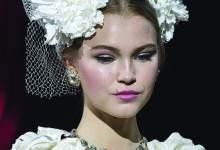 Photo of عــــروس Dolce & Gabbana إطلالة أنيقة وتفاصيل مبهرة