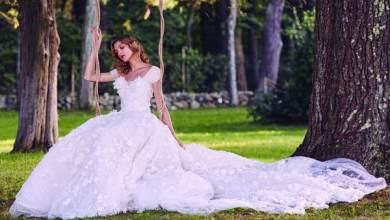 Photo of Marchesa وفساتين أفراح كلاسيكية مفعمة بالأنوثة