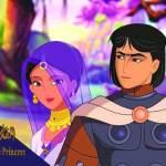 «الفارس والأميرة» أول فيلم عربي رسوم متحركة في مهرجان الجونة السينمائي