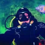 مريم المشعان: الغوص في أعماق البحر يمنحني حجمًا كبيرًا من السعادة