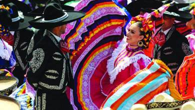 Photo of المكسيك تُسجِّل أكبر رقصة بالعالم