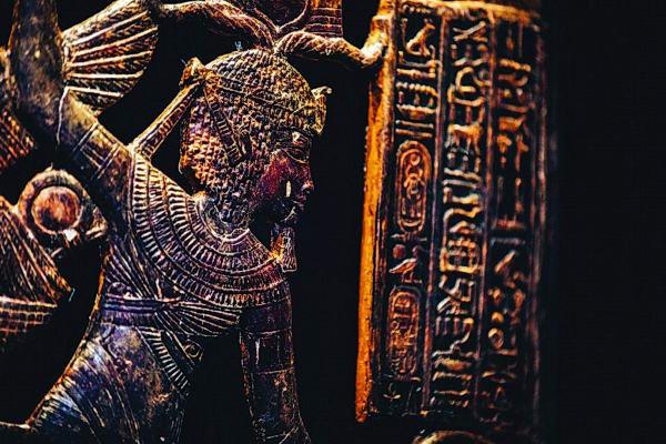 معرض توت عنخ آمون.. كنـوز الفرعون الذهبـي