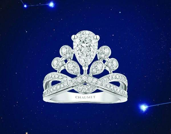 The Precious Chaumet Constellations