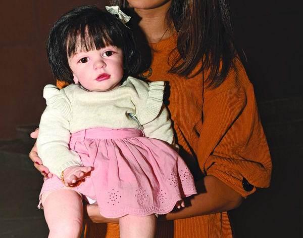 غدير الشيرازي: أستلهم الدمى من براءة الأطفال الرّضع