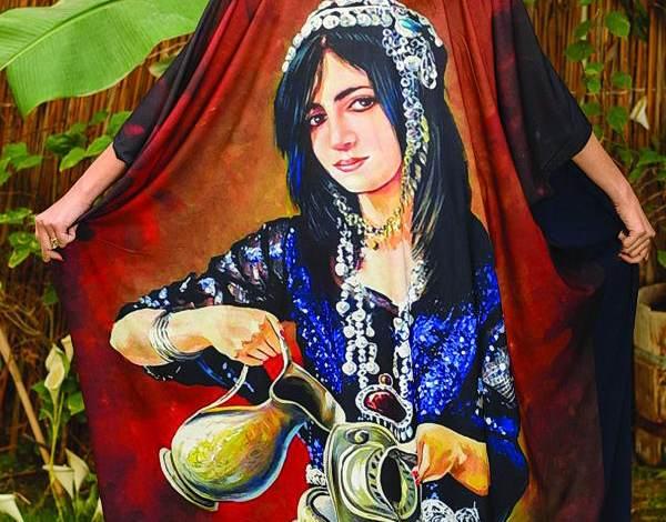 Photo of أزياؤها تحكي الثقافة السيناوية بالألوان  مصممة الأزياء التراثية مروة الهواري: 