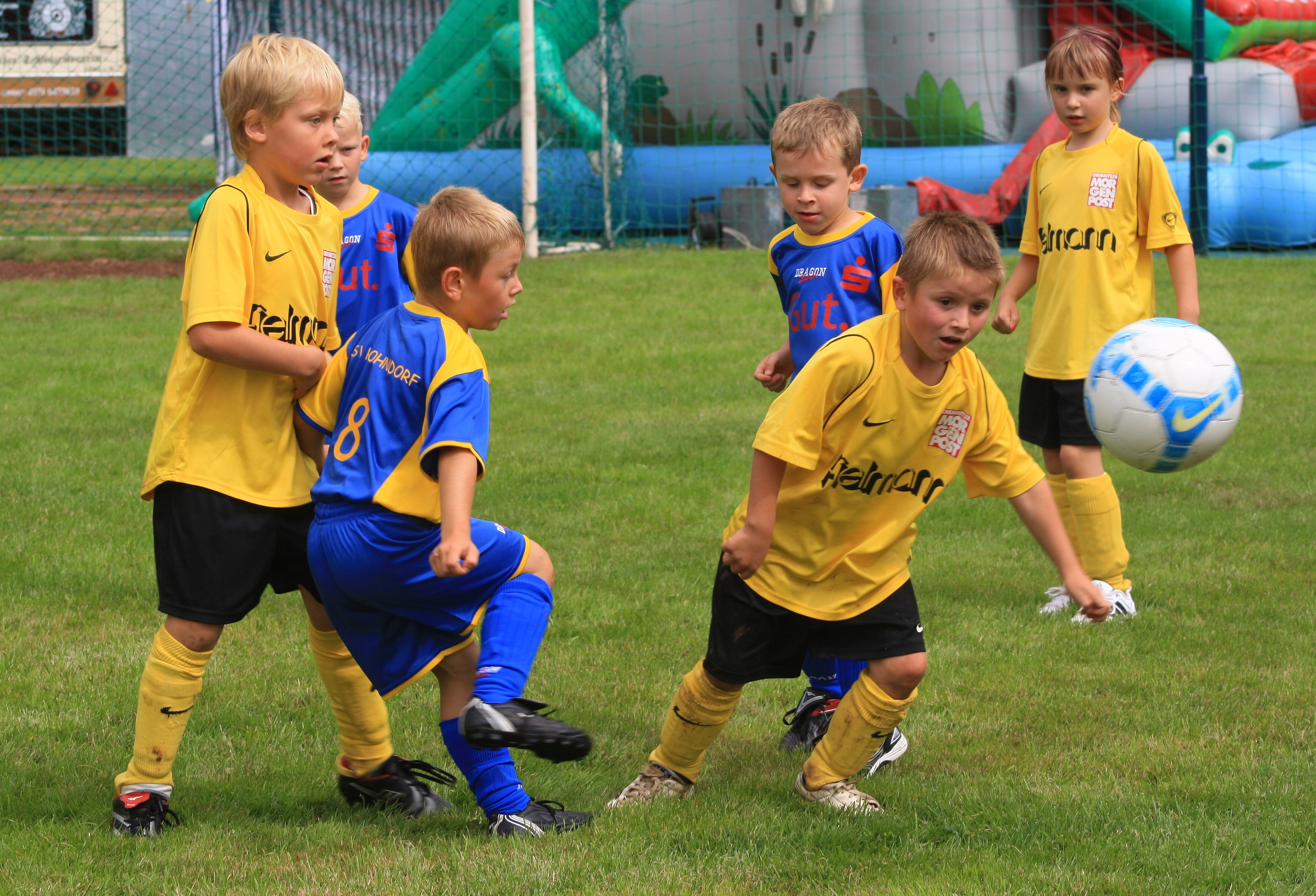 Summer Physical Activities For Kids