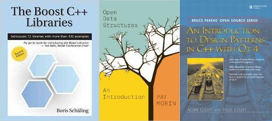 C++ Books