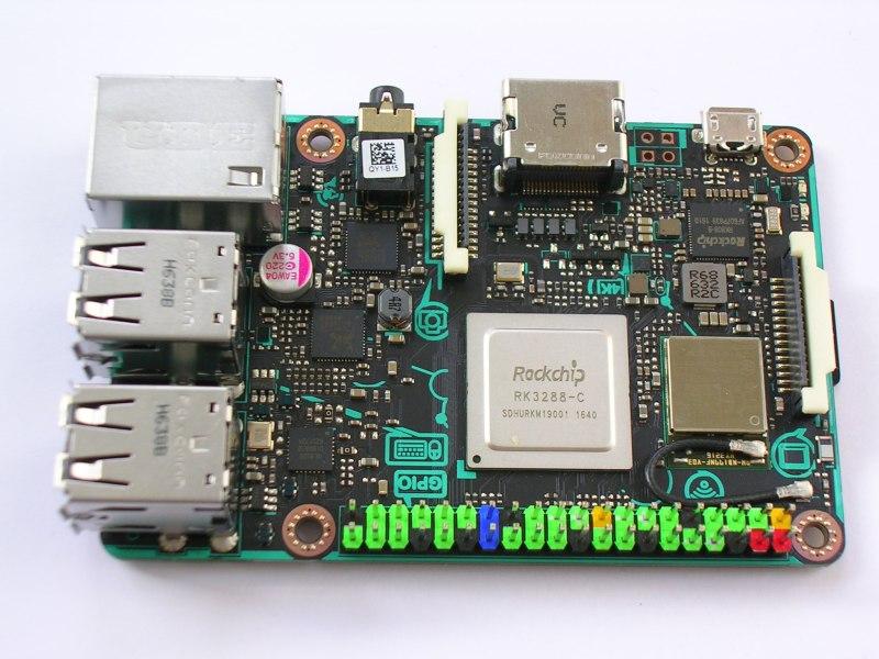 Tinker Board SBC