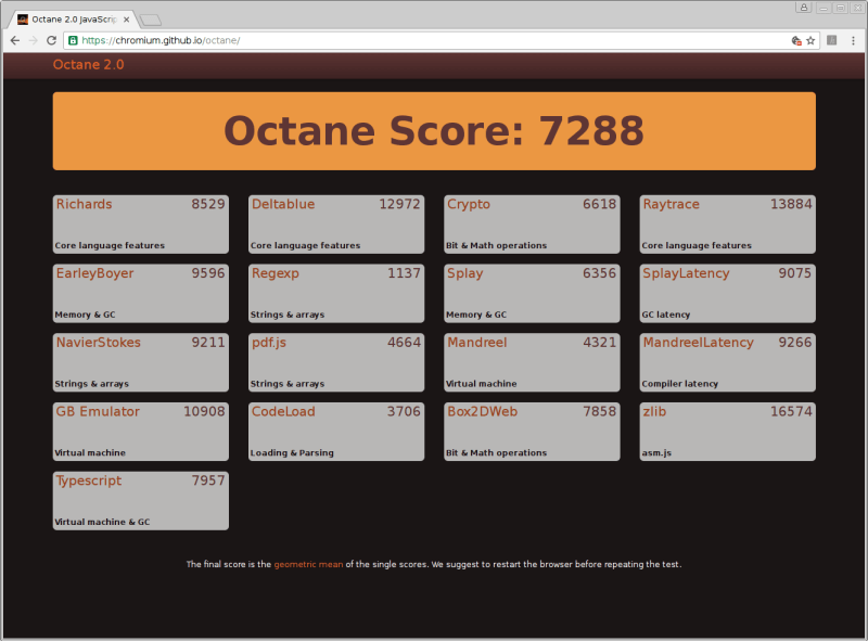 Octane 2.0 - Asus Tinker Board