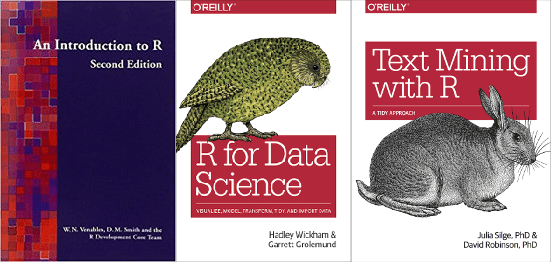 Open-Source R Books