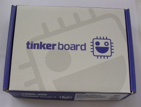 Tinker Board Box