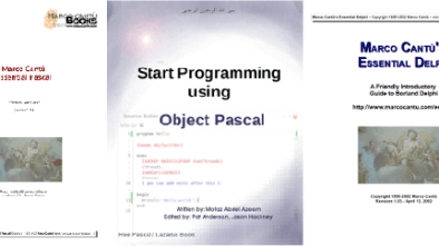 Pascal Open Source Books