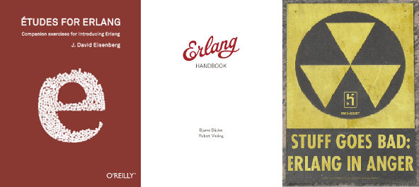 Free Erlang Books