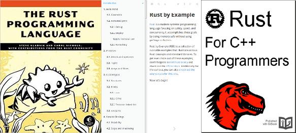 Free Rust Books
