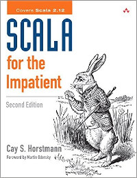 Scala for the Impatient 2nd Edition