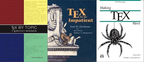 TeX Books