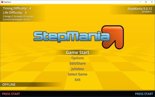 StepMania
