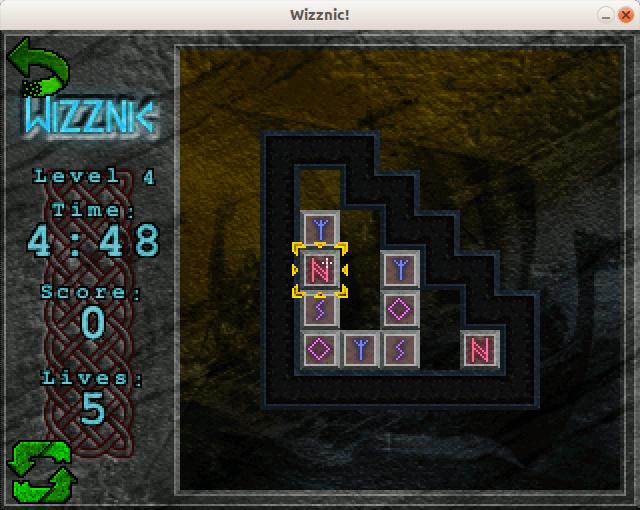 Wizznic! Level4