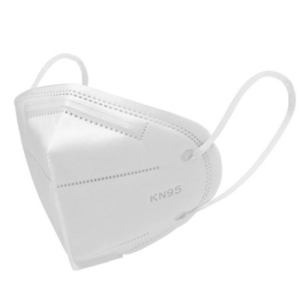 kn95 face mask foldable 5 layer