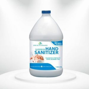 Gel Hand Sanitizer Gallon