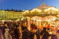 Helsinki, il mercatinoi natalizio di San Tommaso, foto Hki Marketing