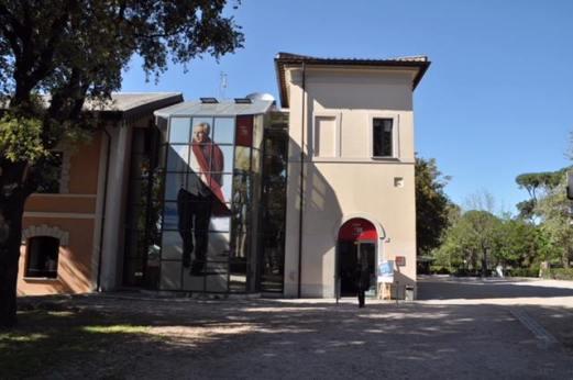 Casa del Cinema, Roma