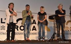 Paride Leporace, Margherita Romaniello e Luigi Cinque
