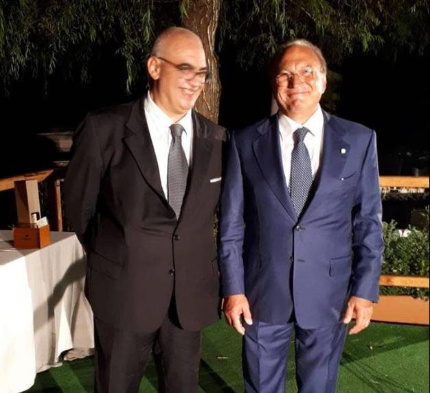 Ivan Galea e Francesco Tagliente