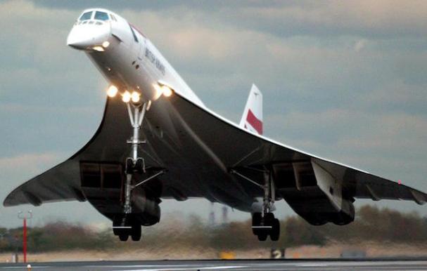 Il Concorde ha volato per oltre 25 anni