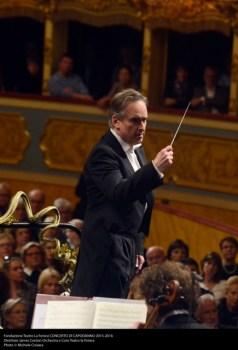 James Conlon (foto Fondazione Teatro La Fenice)