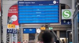 Una conseguenza dell'attacco di WannaCry alla stazione di Francoforte