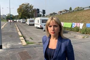 strade requisite dai rom