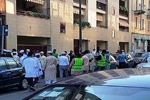 tutelare i milanesi dall'islam