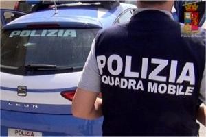 La Squadra Mobile arresta due spacciatori