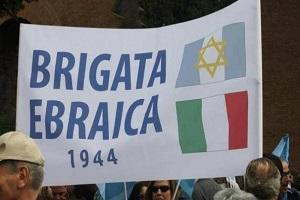 Insulti e aggressione alla Brigata Ebraica