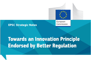Towards Better Regulation through Innovation: a new EU Law Principle?