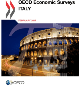 L'Economic Survey of Italy 2017 dell'OCSE: il ruolo dell'AIR per la crescita economica