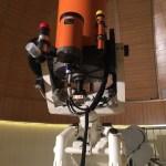 Celestron C14 dell' Osservatorio Astrofisico di Arcetri