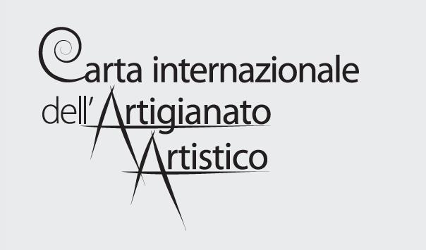 La Carta Internazionale dell'Artigianato Artistico