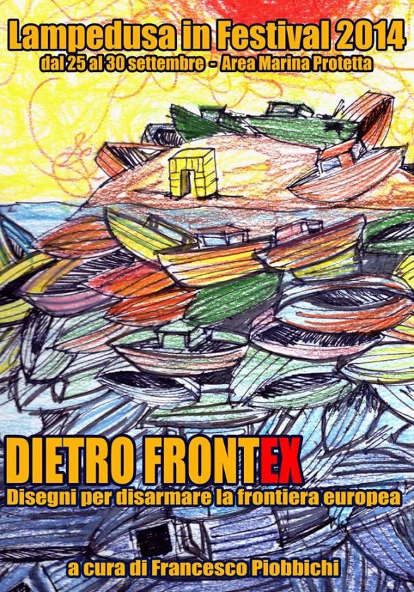 Manifesto Festival di Lampedusa 2014