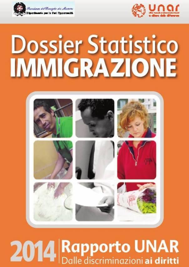 Unar Dossier Statistico Immigrazione