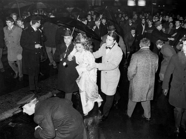 Risultati immagini per La Scala, 7 dicembre '68