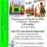 Vide-Greniers 2019