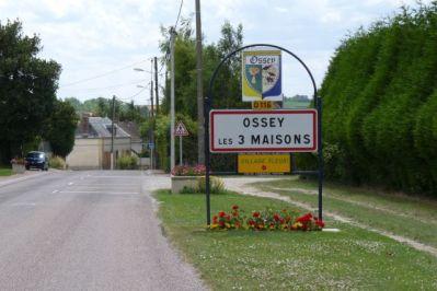 Entrée Ossey Origny