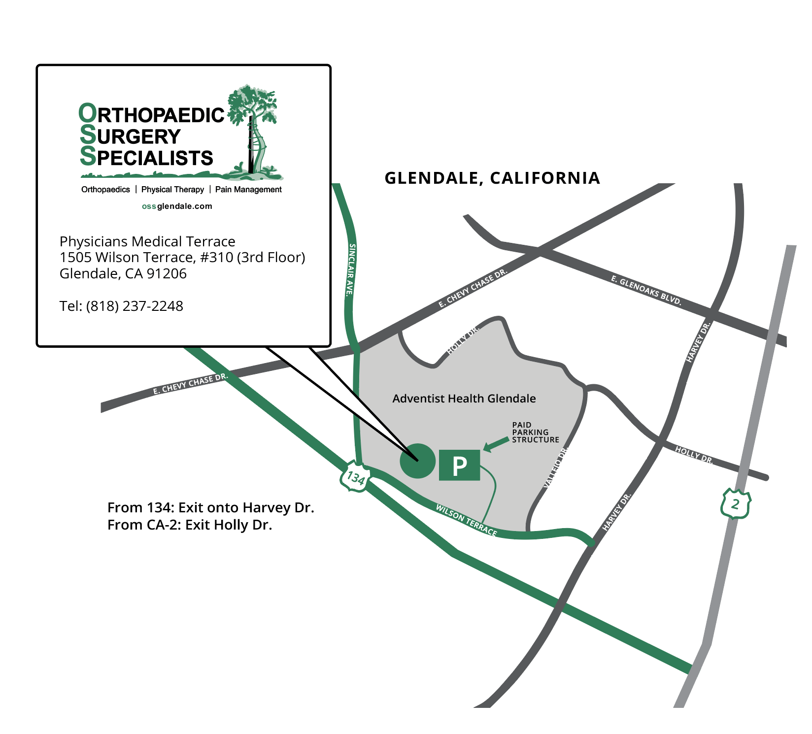 Location And Contact