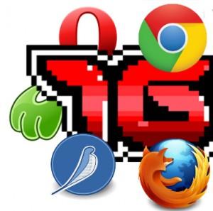 BetaBrowserTest 15: Firefox 45 Chrome 48 Midori 0.5.11 Opera 34 SeaMonkey 2.42